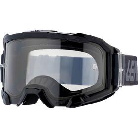 Leatt Velocity 4.5 Anti Fog Gafas, negro/gris
